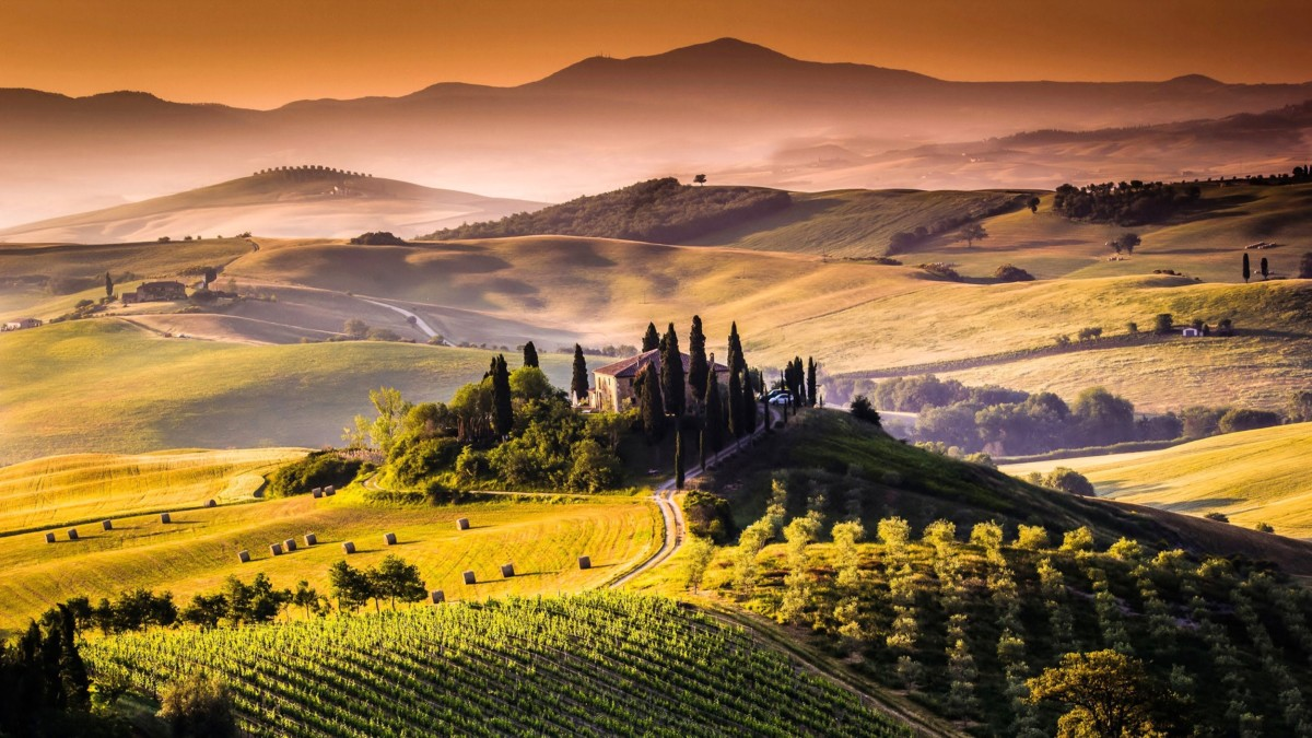 Tours of Tuscany